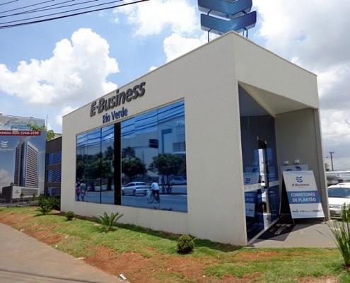 Stand de Vendas - Elmo Engenharia - E Business
